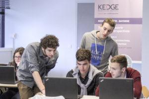 kedge bachelor campus de bayonne entreprises