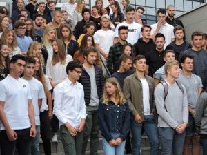 Etudiants 1ère année KEDGE Bachelor 2017