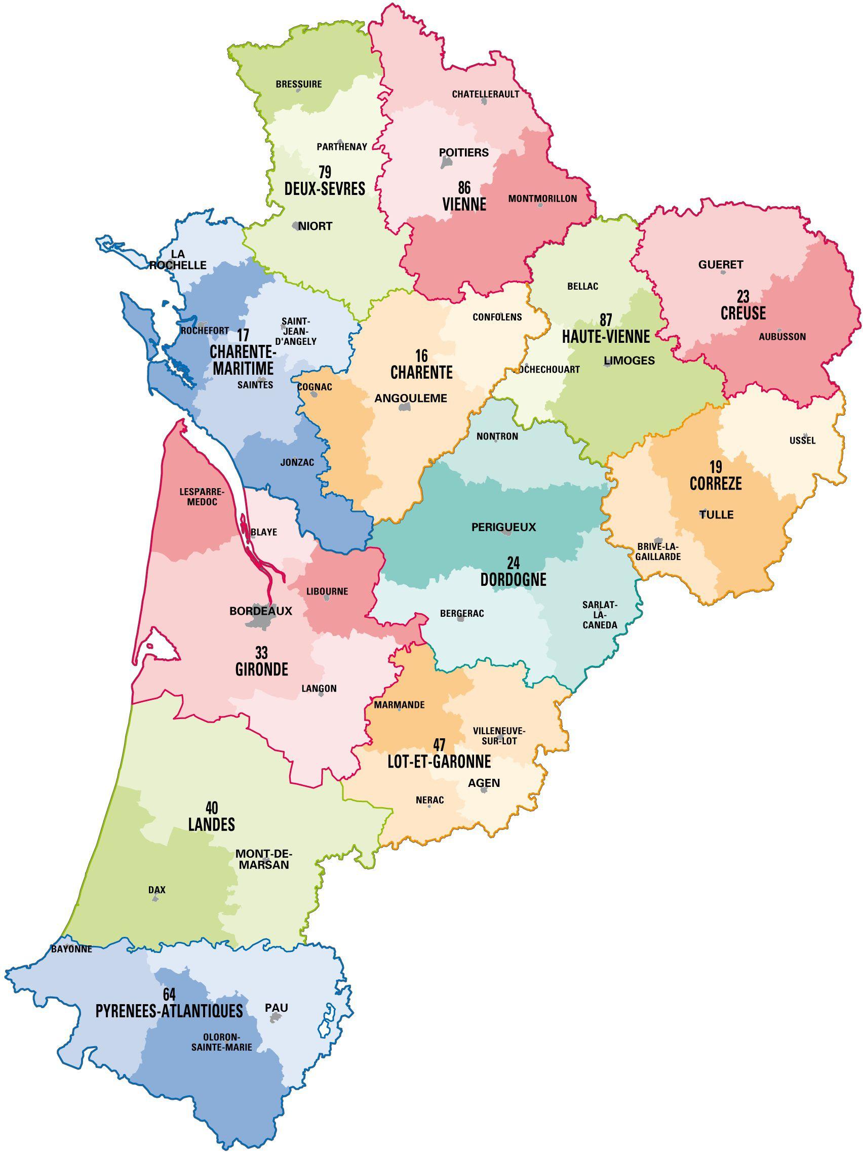 agen region aquitaine