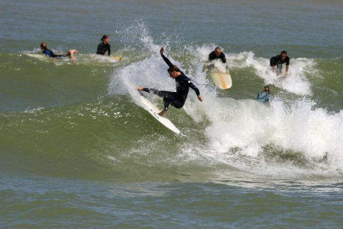 surfing bidart
